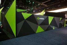 2013 NVIDIA E3 Booth