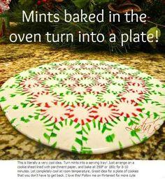 Mint plate