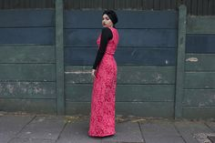 Saima Chowdhury - Chi Bailey Dress - THE CORAL WEDDING