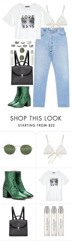 """""""Untitled #631"""" by lindsjayne ❤ liked on Polyvore featuring Topshop, Hanky Panky, Dries Van Noten, The Cambridge Satchel Company and Byredo"""