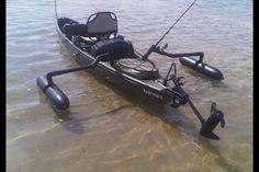 I like this kayak.