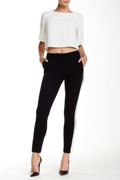 Side Panel Pant by Halston Heritage on @nordstrom_rack