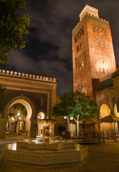 Morocco- Mike Harley