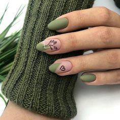 Simple Acrylic Nails, Fall Acrylic Nails, Fall Nails, Acrylic Art, Stylish Nails, Trendy Nails, Nail Manicure, Diy Nails, Subtle Nails