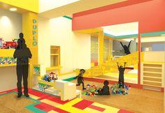 Blox! Toy Retail on Behance
