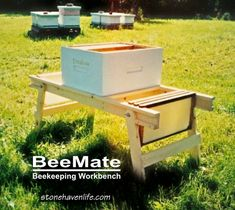 Business Opportunity for Woodworker/Beekeepers