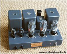 Uchida 2A3/300B stereo (Sovtec 2A3)