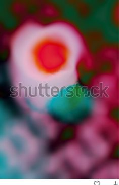 Very blurred and at the same time very colorful background - suitable for anything metallic or black and white. Can also be used as a separate work of art, such as handbag printing. I Abstract Backgrounds, Colorful Backgrounds, Fractal Patterns, Blue Abstract, Blur, Fractals, Red Green, Separate, Floral Design