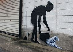 Pejac en Asie – Entre street art créatif et détournements urbains http://restreet.altervista.org/la-street-art-minimalista-di-pejac/