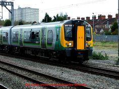 Class 350129 enters Rugby station. #trains #railways #traintravel #railtravel #travel #transport #electrictrains #englishtrains