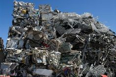 How to Find Old Heavy Metal Equipment to Scrap Recycling Business, Heavy Metal, Metal Working, City Photo, Scrap, Business Ideas, Things To Sell, Wall