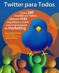 """Libro gratuito """"Twitter para Todos"""""""