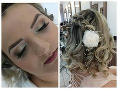 Minha Vida, Beleza Minha: Dica de cabelo e make pra casamento durante o dia