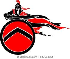 Spartan Battle, Spartan Warrior, Spartan Helmet, Shield Drawing, Warrior Drawing, Mini Tattoos, Body Art Tattoos, Cool Tattoos, Ironman Triathlon Tattoo