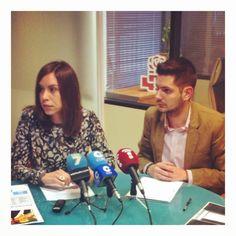 Roda de premsa sobre utilització de dades d'aturats pel #PP.  http://www.josemanuelprieto.es