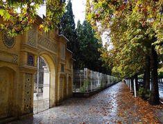 Eram's garden gate, Shiraz-Iran