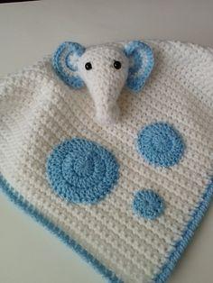 free pattern for future grandbaby Crochet Security Blanket, Crochet Baby Blanket Free Pattern, Baby Afghan Crochet, Manta Crochet, Crochet Patterns, Yarn Projects, Crochet Projects, Crochet Crafts, Crochet Toys