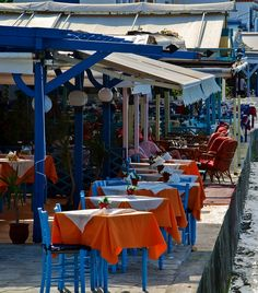 Samos - Kokkari - take a seat please