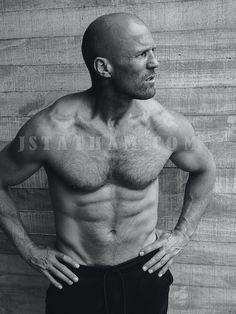 Jason Statham : Men's Health 2017 #JasonStatham #actor #sport #hommesexy