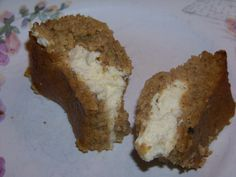 Low Carb Cream Cheese Filled Pumpkin Bread