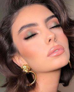 30 Spellbinding Bridesmaid Makeup For Every Woman ❤ bridesmaid makeup green eyeshadows long lashes beautyunionpl #weddingforward #wedding #bride #bridesmaidmakeup #weddingmakeup