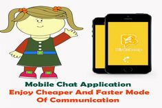 #Mobile #Chat #Applications - Enjoy Cheaper And Faster Mode Of Communication