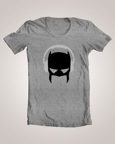 T-Shirt BatPhone by Marceli Mazur