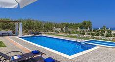 Villa Azure 4 bedrooms - Authentic Crete, Villas in Crete, Holiday Specialists Crete, Luxury, Outdoor Decor, Holiday, Sea Food, Long Beach, Villas, Bedrooms, Elegant