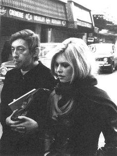 Bardot et Gainsbourg