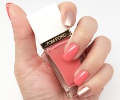 Tom Ford Coral Beach & Incandescent