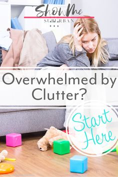Clutter can be overwhelming. These 7 decluttering quick wins helped me overcome the stress of all the clutter. The simple tips made me feel less overwhelmed. These fast decluttering projects are perfect for a working woman or for moms! Refrigerator Organization, Craft Organization, Bathroom Organization, Organizing, Organized Bedroom, Organized Kitchen, How To Organize Your Closet, Declutter Your Home, Clean Mama