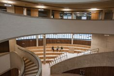 Blavatnik School of Governance at the University of Oxford by Herzog & de Meuron