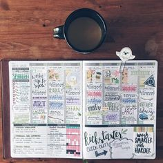 Agenda Planner, Passion Planner, Planner Pages, Planner Ideas, Life Planner, Happy Planner, Pa School, School Notes, Drawing Notepad
