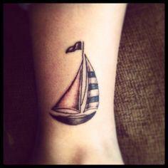 small boat tattoos - Recherche Google