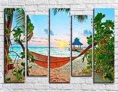Купить модульную картину райское наслаждение + подарок