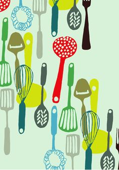 Patrick Edgeley - Kitchen utensils