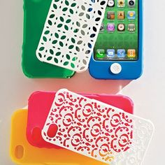 phone cases/patterns