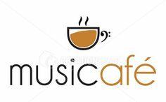 Music Cafe; logo; CreationSwap
