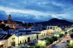 Sombrerete, Zacatecas.