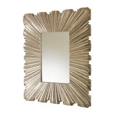 Linen Fold Mirror from Global Views