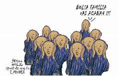 Foi Munch quem espalhou o boato do fim do Bolsa Família