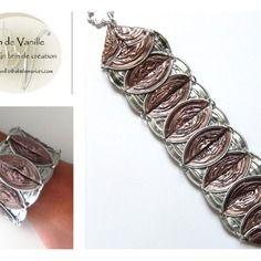 Bracelet capsules nespresso inspiration aztec - rose