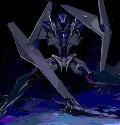 ♡ On Pinterest @ kitkatlovekesha ♡ ♡ Pin: TV Show ~ Transformers Prime ~ Soundwave ♡