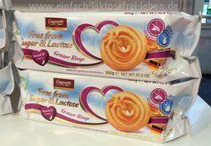 Laktose- und zuckerfreie Grazer Ringe von Coppenrath
