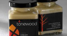 MAPLE CREAM by TONEWOOD on @UDKitchen http://undiscoveredkitchen.com a digital farmers' market for specialty, small batch food!