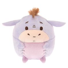 Introducing Disney's ufufy Eeyore stuffed toy (S). Official Disney Character Goods Store. Fashion, merchandise, toys, stationary and many other types of goods available. Also great for ordering presents and gifts online.