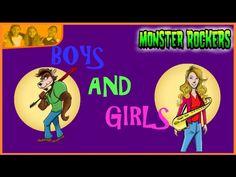 MONSTERS LAIR/ Monster Rockers