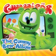 Look for The Gummy Bear Album in Stores November 13th. Gummy Bear Song, Gummy Bears, Gummy Bear Costume, Bear Songs, Dark Purple Aesthetic, Fun Songs, Music Charts, November 13, Music Wall