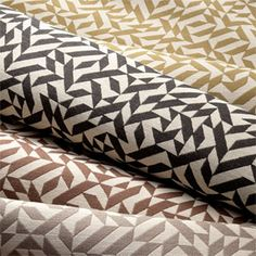 Fabric designed by Anni Albers for Maharam