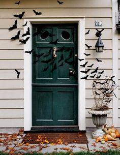 Fun Halloween & Fall Decorating Ideas_26